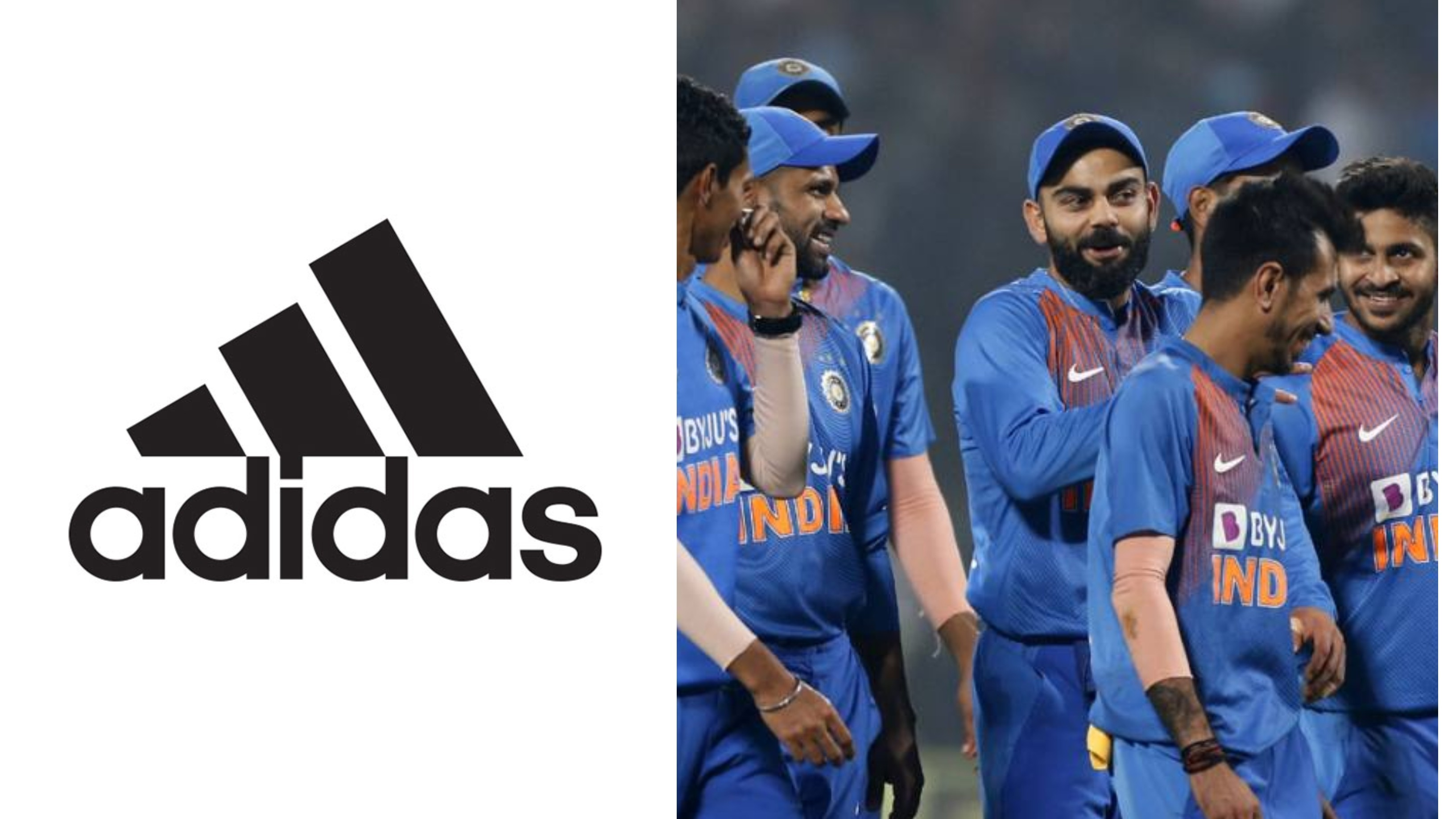 Adidas throws hat in the ring for Team India's kit sponsorship: Report