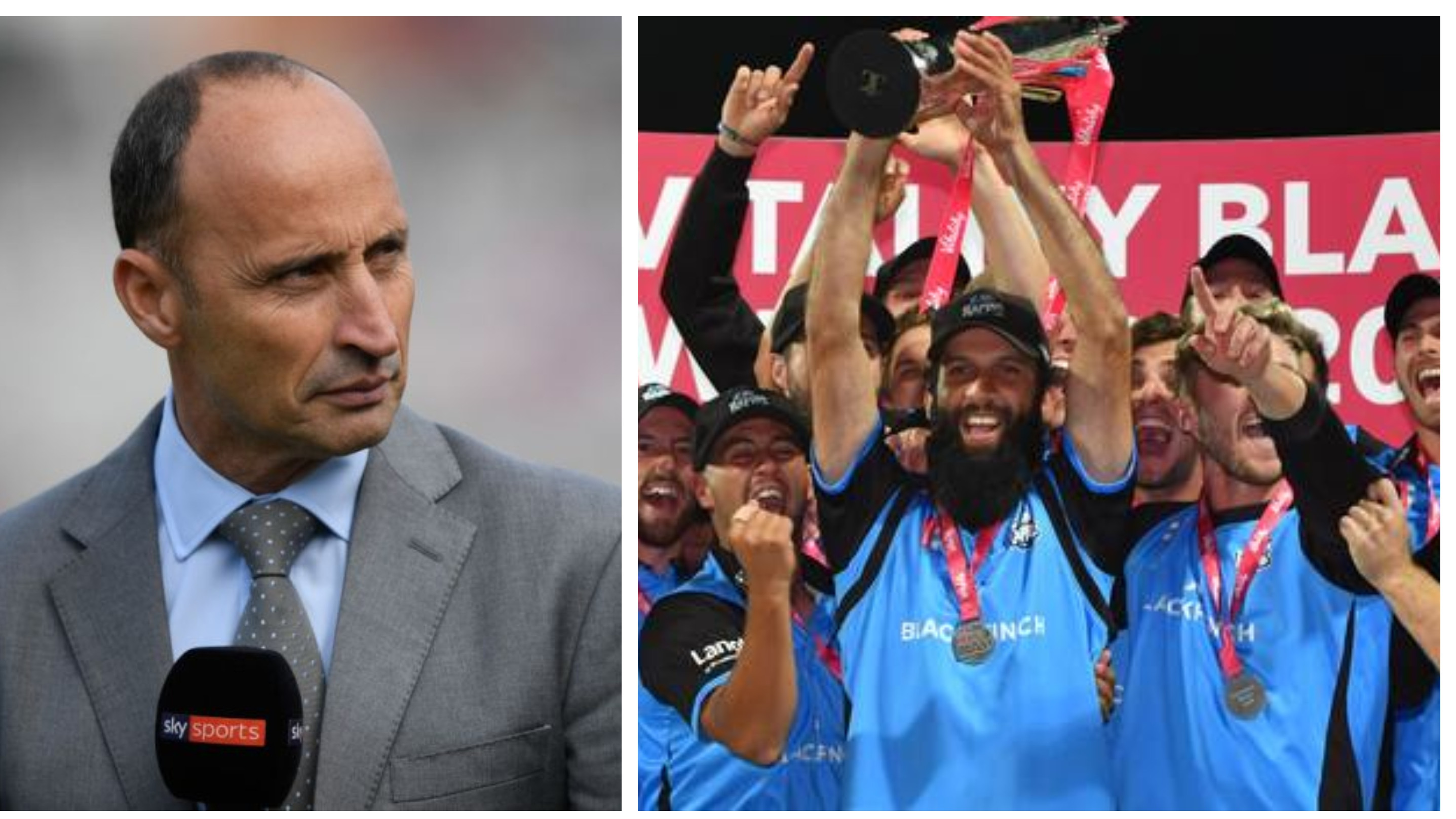 Nasser Hussain hails Moeen Ali as outstanding after his finals day exploit for Worcestershire
