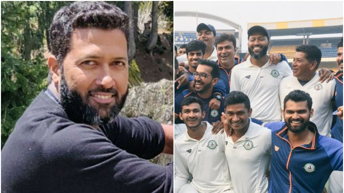 Vidarbha cricketers stand with Wasim Jaffer after allegations of religious bias