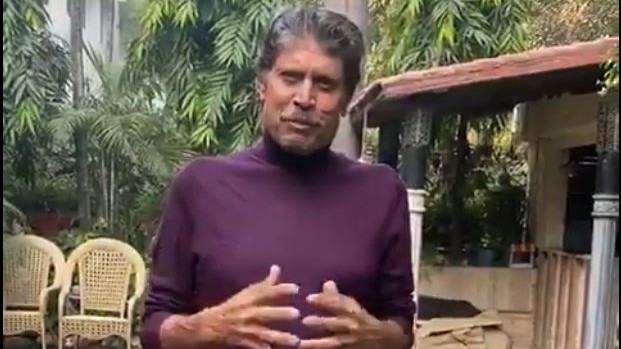 """WATCH- """"Thank for your wishes and concern,"""" Kapil Dev shares a message for his well-wishers"""