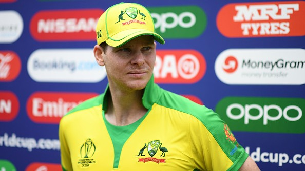 CWC 2019: Steve Smith eager to continue good run of form at the World Cup
