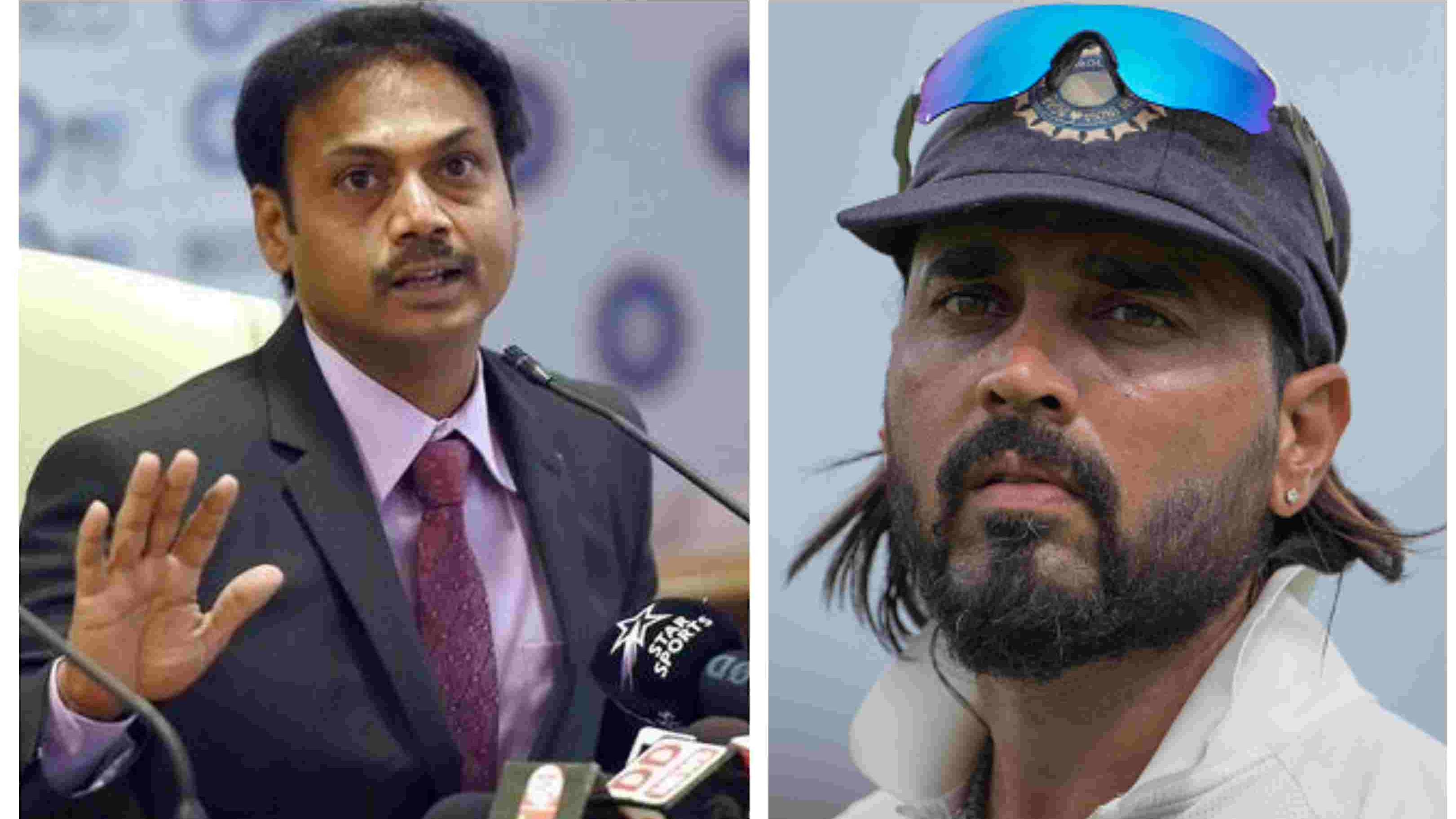 Chief selector MSK Prasad miffed by Murali Vijay's 'lack of communication' claim