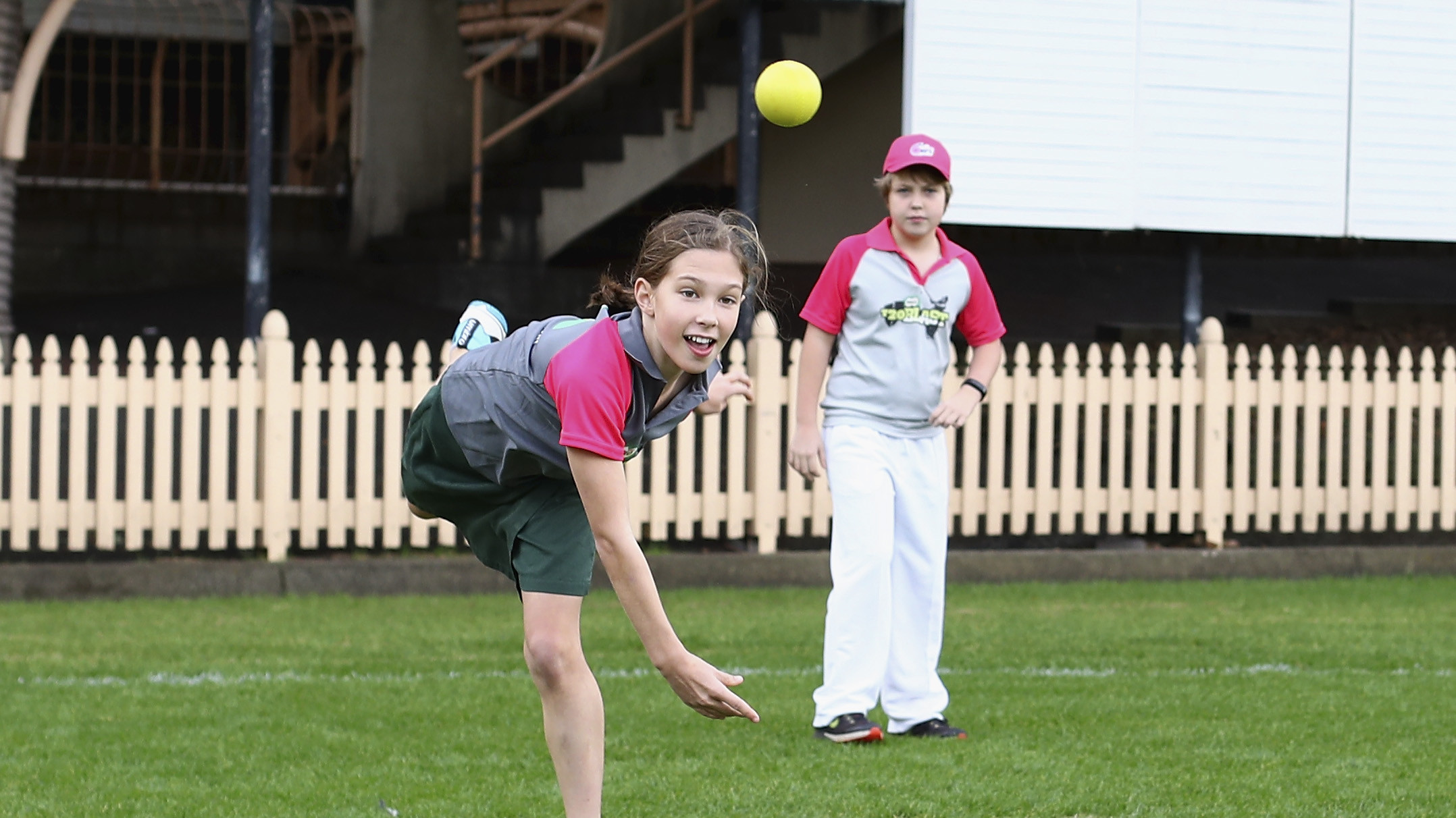 11-year-old cricketer Olivia wins hearts raising important issue with Kookaburra