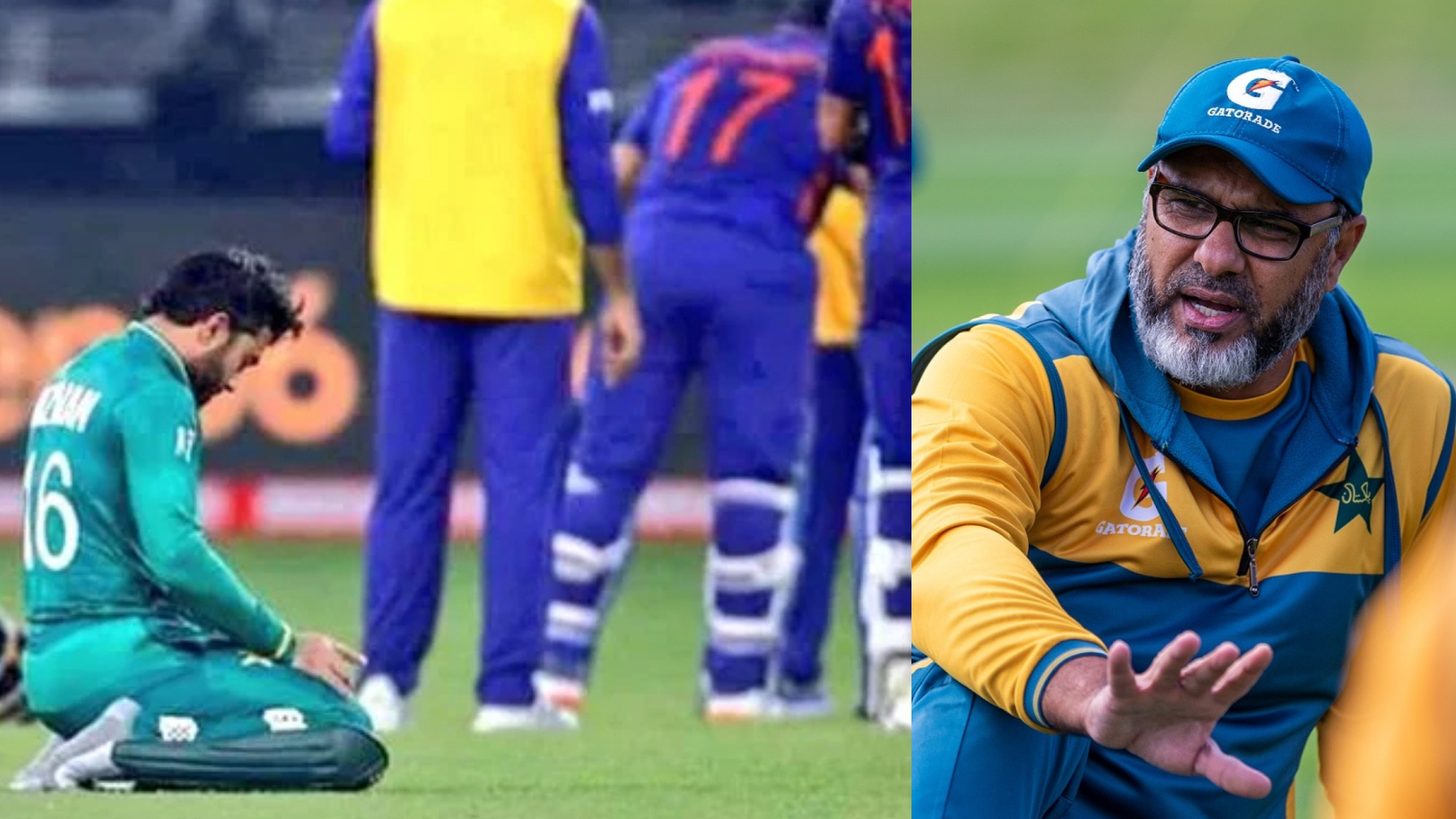 T20 World Cup 2021: Waqar Younis says Mohd Rizwan doing Namaz amidst Hindu Indian players was special to him