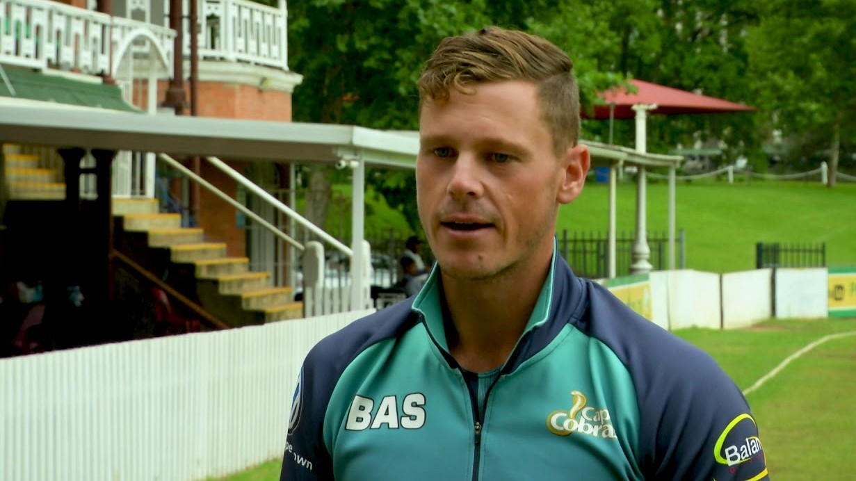 IND v SA 2019: Uncapped George Linde replaces JJ Smuts in South Africa squad for India T20Is