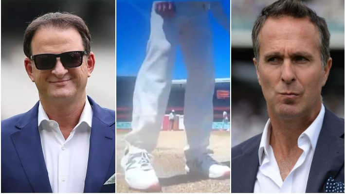 AUS v IND 2020-21: Michael Vaughan and Mark Waugh engage over Steve Smith's latest controversy