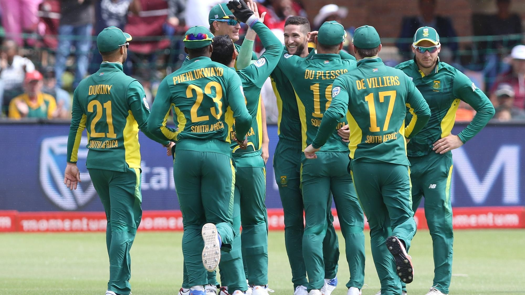 Cricket South Africa announces a bumper 2020-21 international season at home