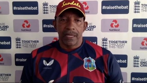 ENG v WI 2020: Phil Simmons says extended preparation a big factor in West Indies' first Test win