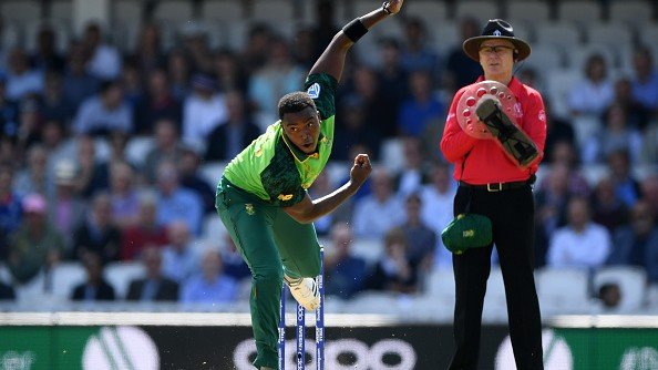 CWC 2019: Lungi Ngidi ready and fit to feature in New Zealand clash