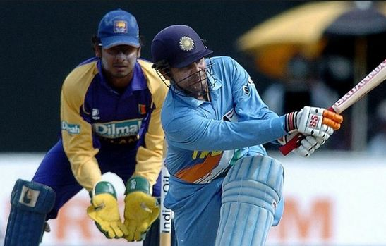 Virender Sehwag was featured in Kumar Sangakkara's Titans of Cricket series on Wisden