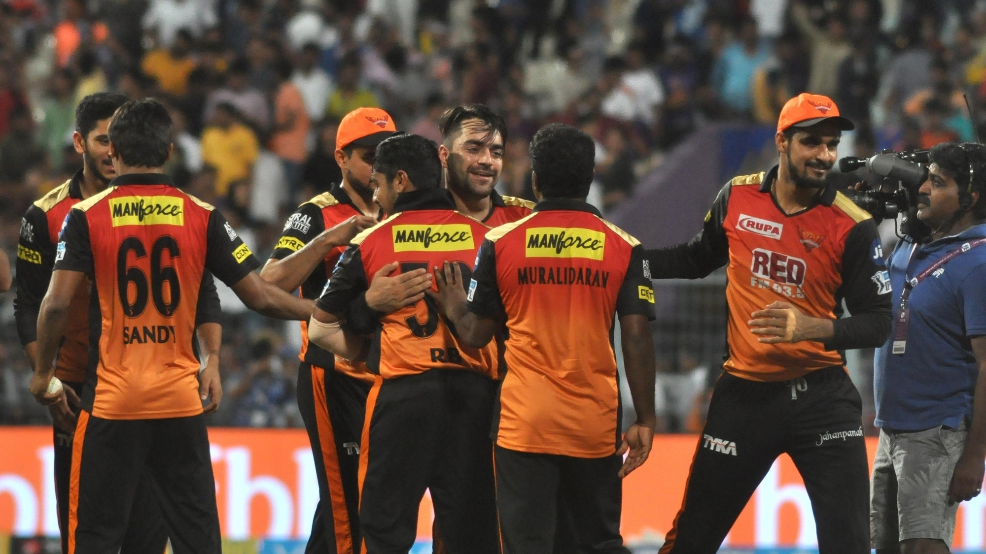 IPL 2018 : Qualifier 2, SRH vs KKR - Statistical Highlights