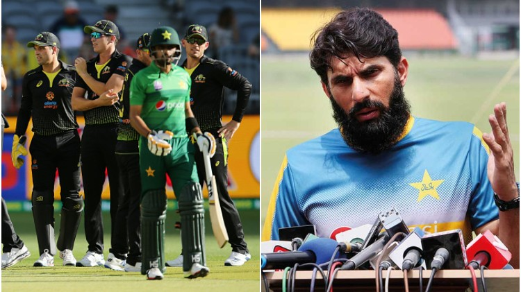 AUS v PAK 2019: Pakistan fans target Misbah-ul-Haq after team suffers 2-0 series defeat
