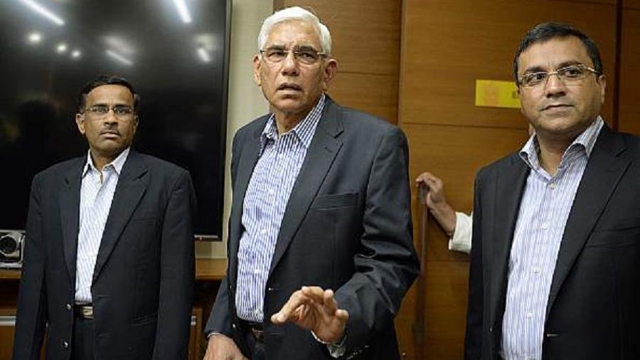 विनोद राय के अनुसार वे इवेंट मैनेजमेंट नहीं कर सकते