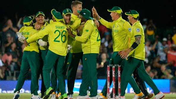 SA v AUS 2020: ICC imposes 20 percent fine on South Africa for slow over-rate in 1st T20I