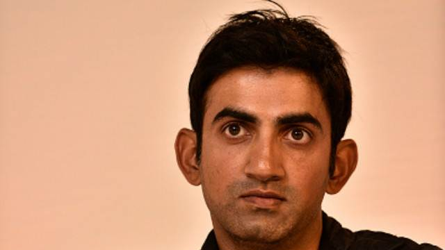 बीसीसीआई ने टेस्ट क्रिकेट को लोकप्रिय बनाने के लिए नहीं उठाये ठोस कदम- गौतम गंभीर