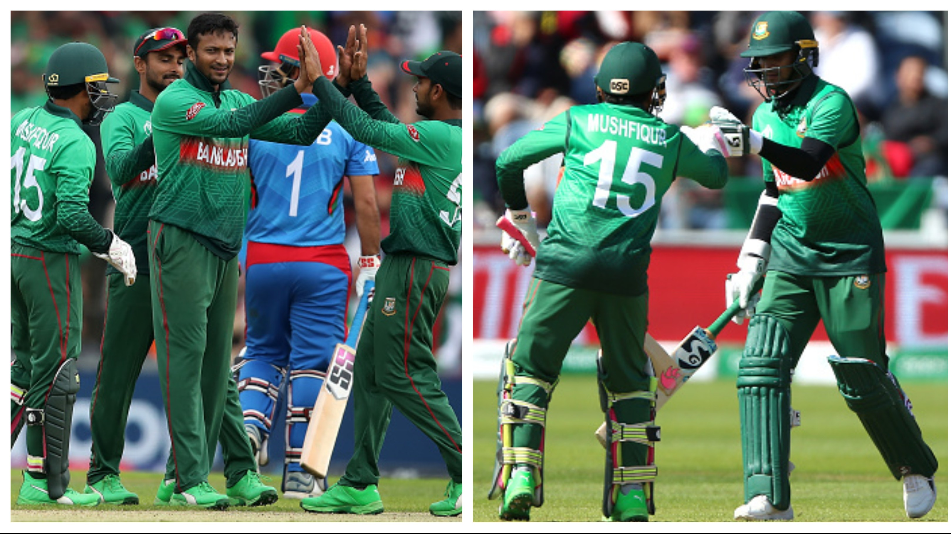 CWC 2019: Shakib Al Hasan's all-round brilliance powers Bangladesh to a thumping win over Afghanistan