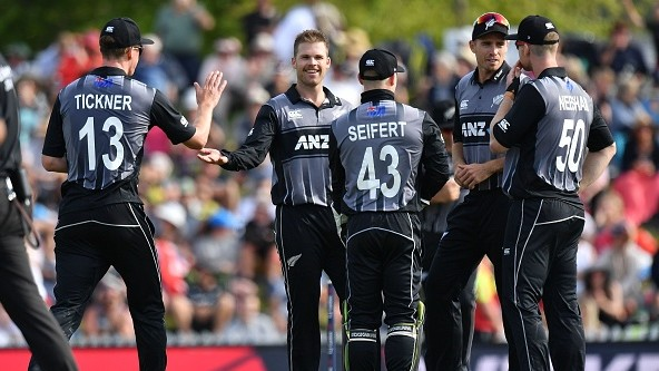 NZ v ENG 2019: New Zealand takes T20I series lead after England collapses badly in Nelson