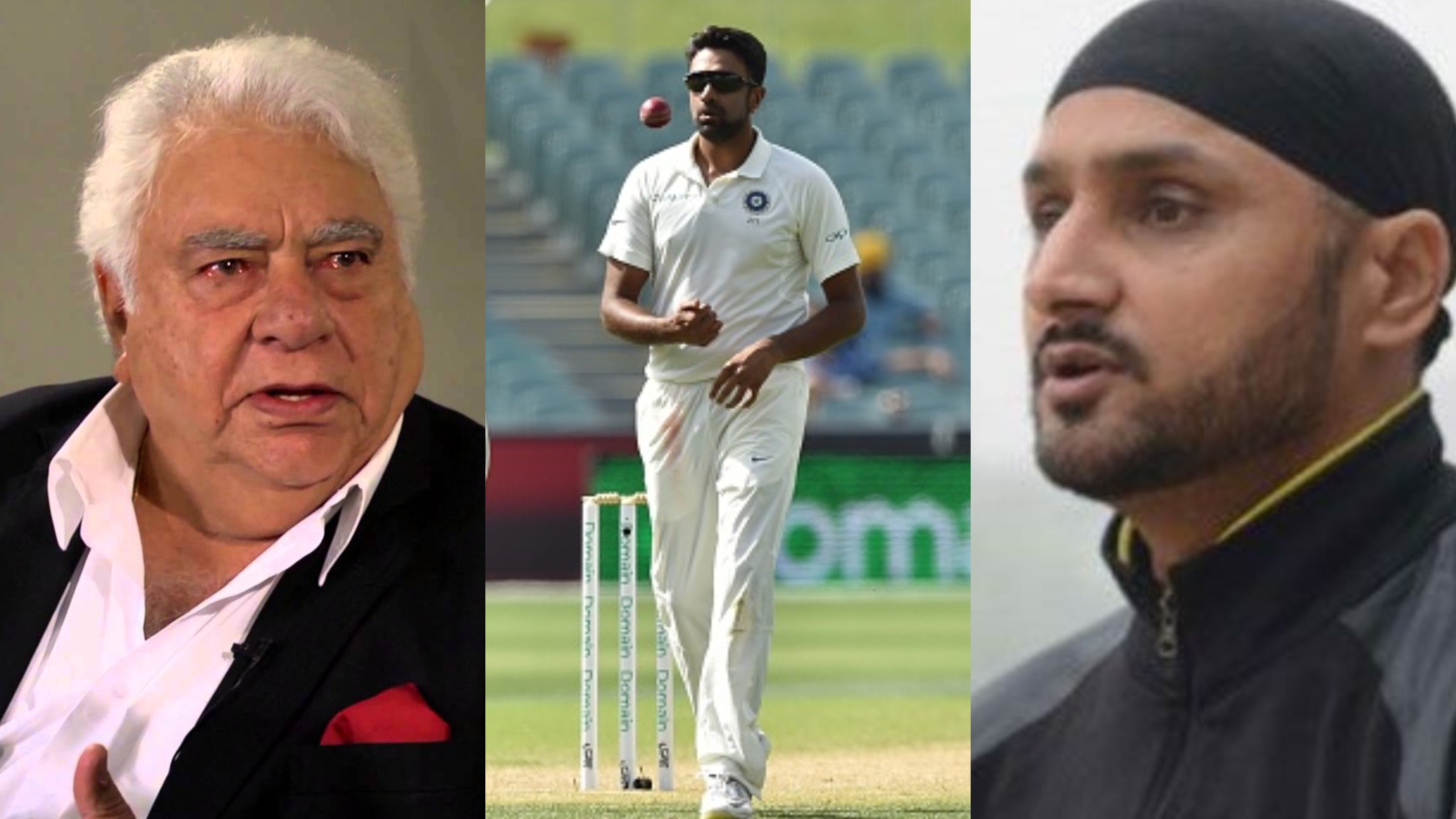 AUS v IND 2018-19: Farokh Engineer criticises Harbhajan Singh for his critical comments on R Ashwin