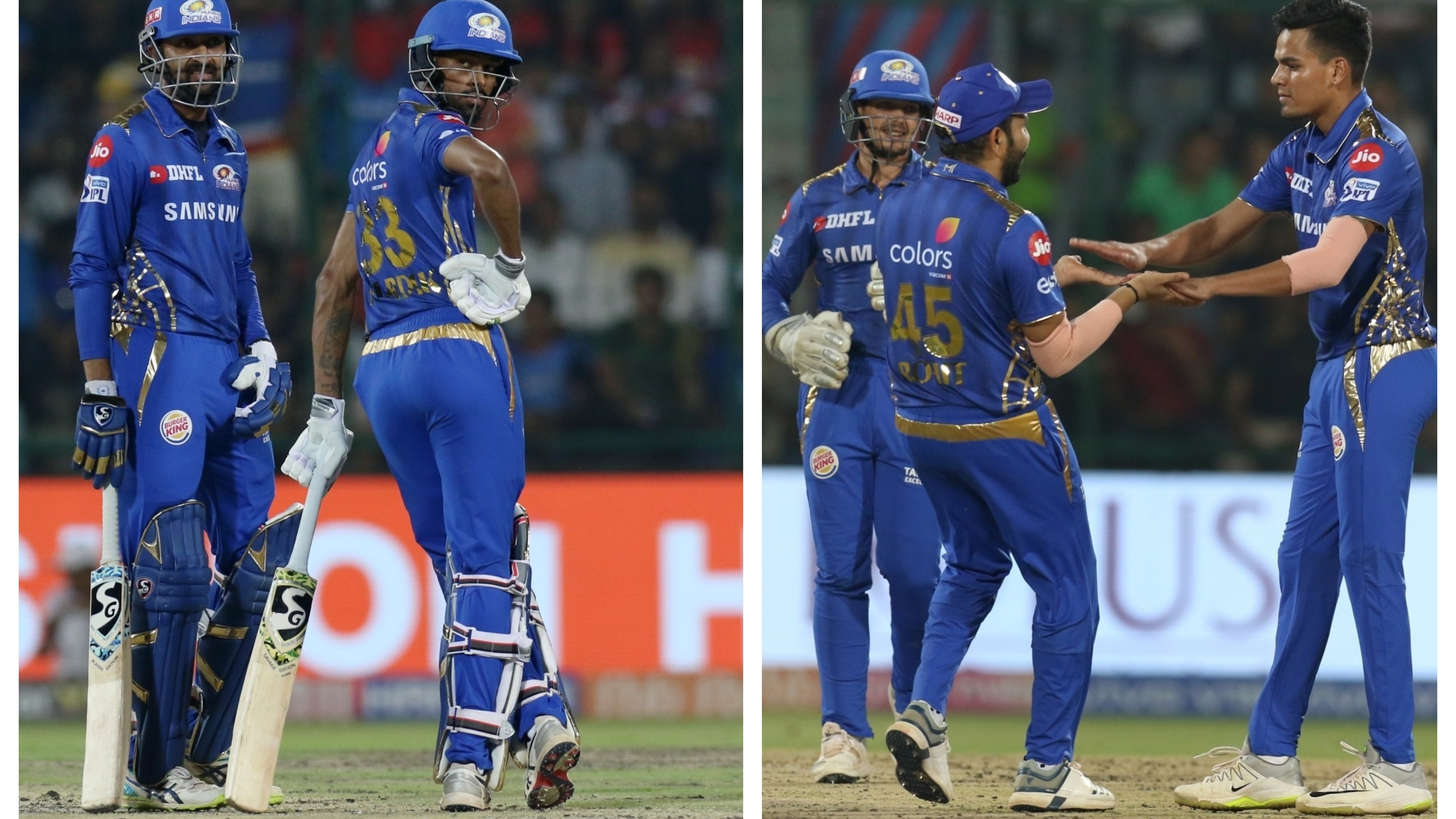 IPL 2019: Rahul Chahar joins forces with Pandya brothers to hand MI 40-run victory over DC
