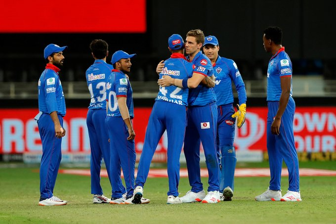 Delhi Capitals registered their 6th win in the IPL 2020 (Source: IPL/BCCI)