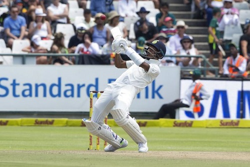 Hardik Pandya played a brilliant 93-run knock in Cape Town | Getty Images
