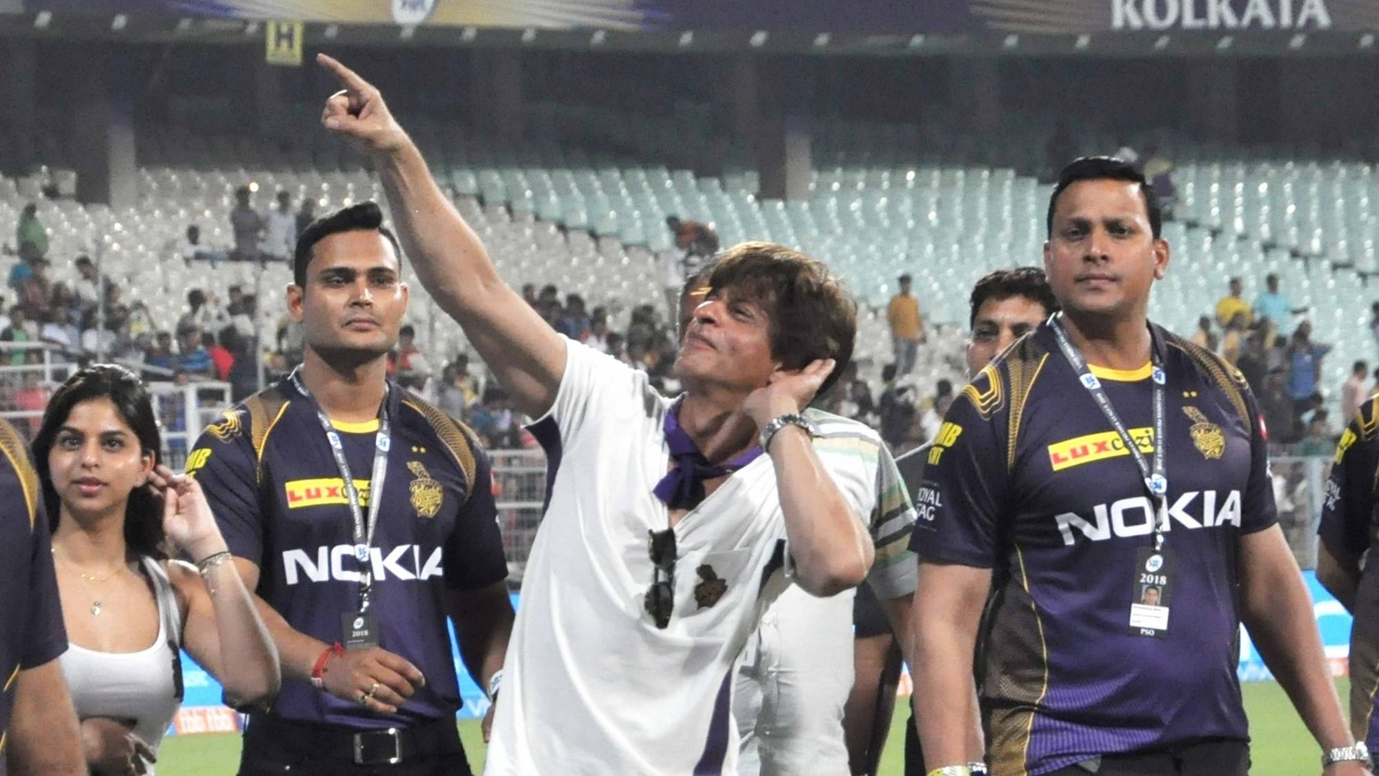IPL 2020: Shah Rukh Khan shares the new 'Tu Fan Nahi Toofan hai' campaign for KKR fans