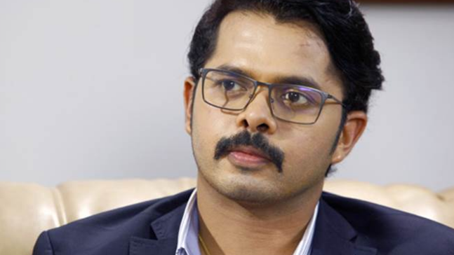 The decision on Sreesanth's spot-fixing case left to Delhi High Court