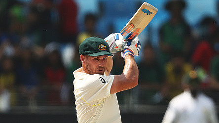 PAK v AUS 2018: Aaron Finch hoping to give a good fight to Pakistan in 1st Test