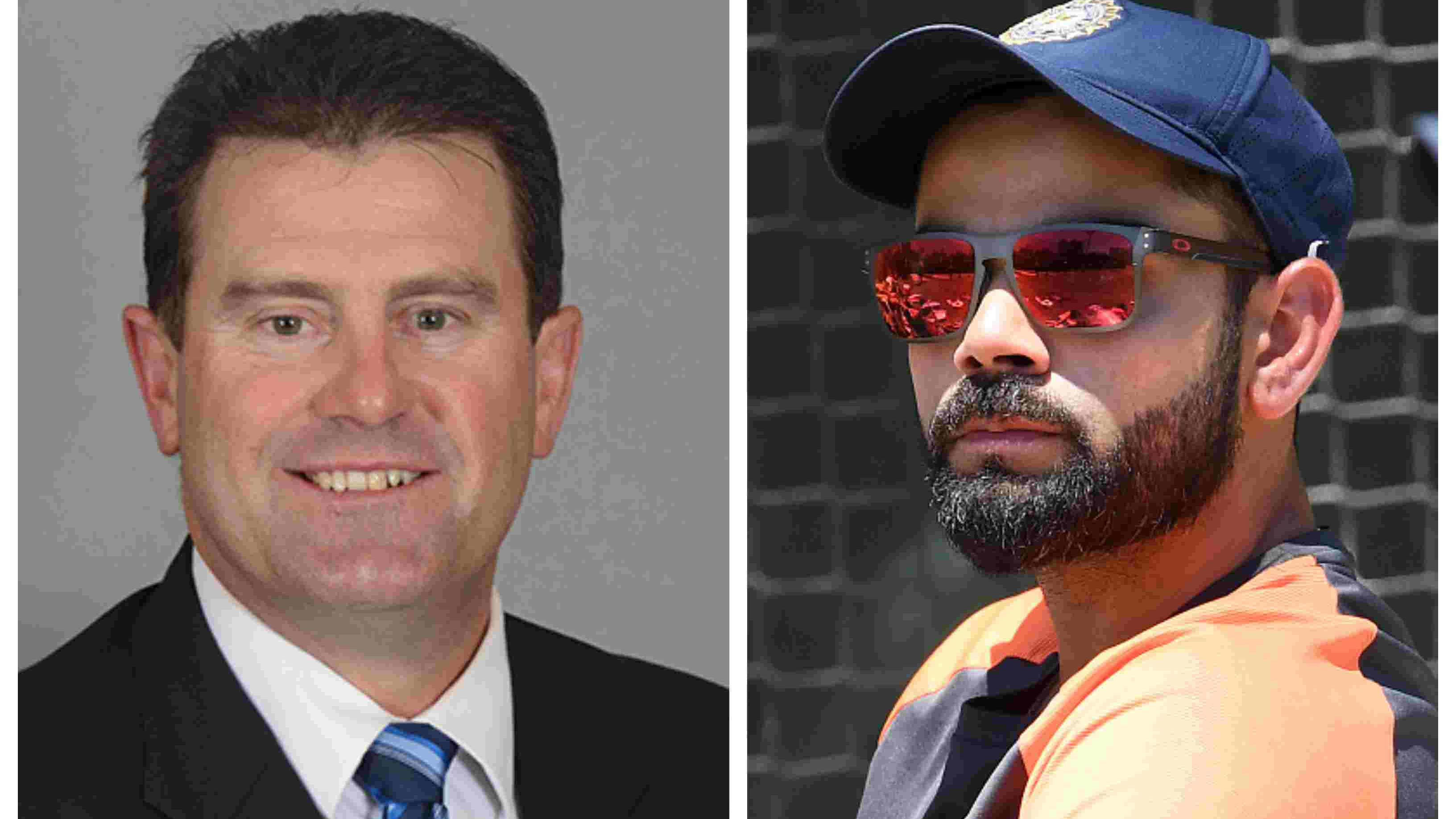 AUS v IND 2018-19: Mark Taylor in awe of Virat Kohli's off-field conduct