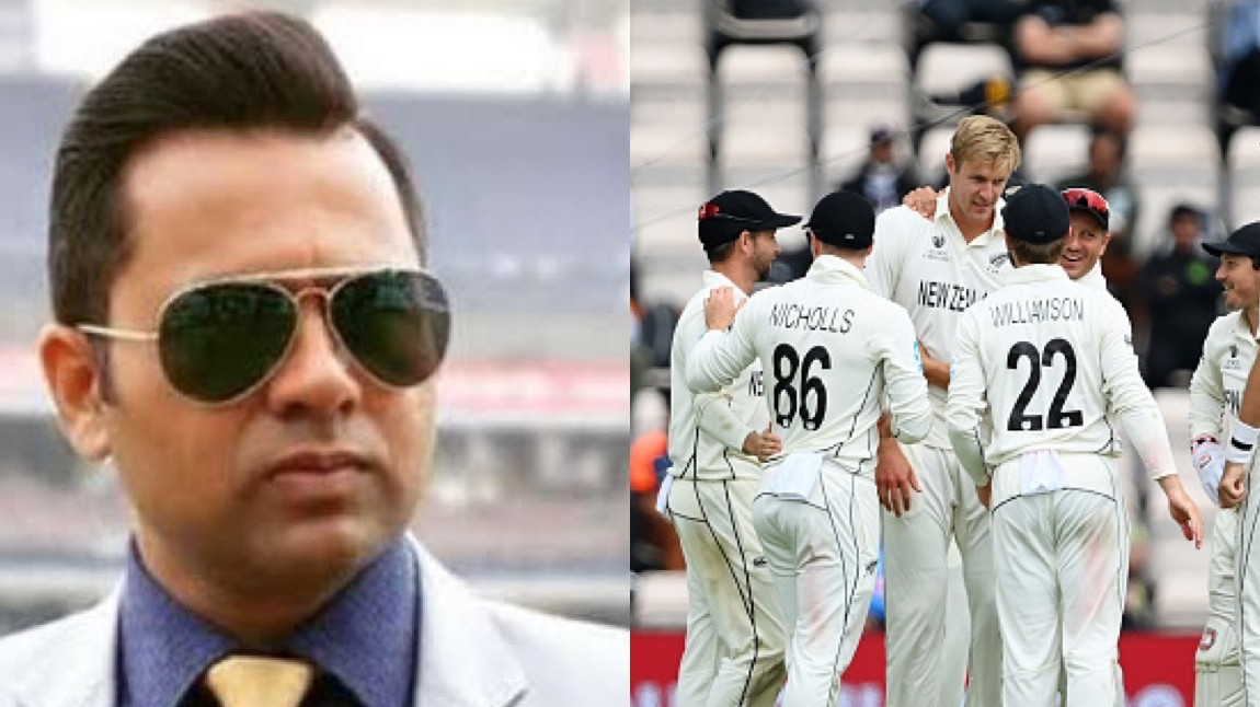 WTC 2021 Final: There is more pressure on New Zealand as compared to India- Aakash Chopra
