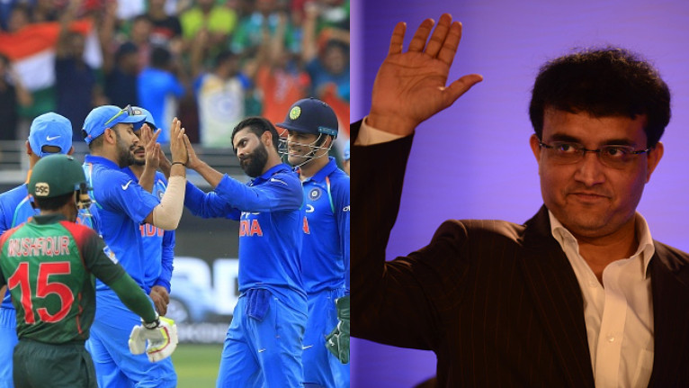 Asia Cup 2018: Sourav Ganguly lauds Indian team but asks not to take Bangladesh easy