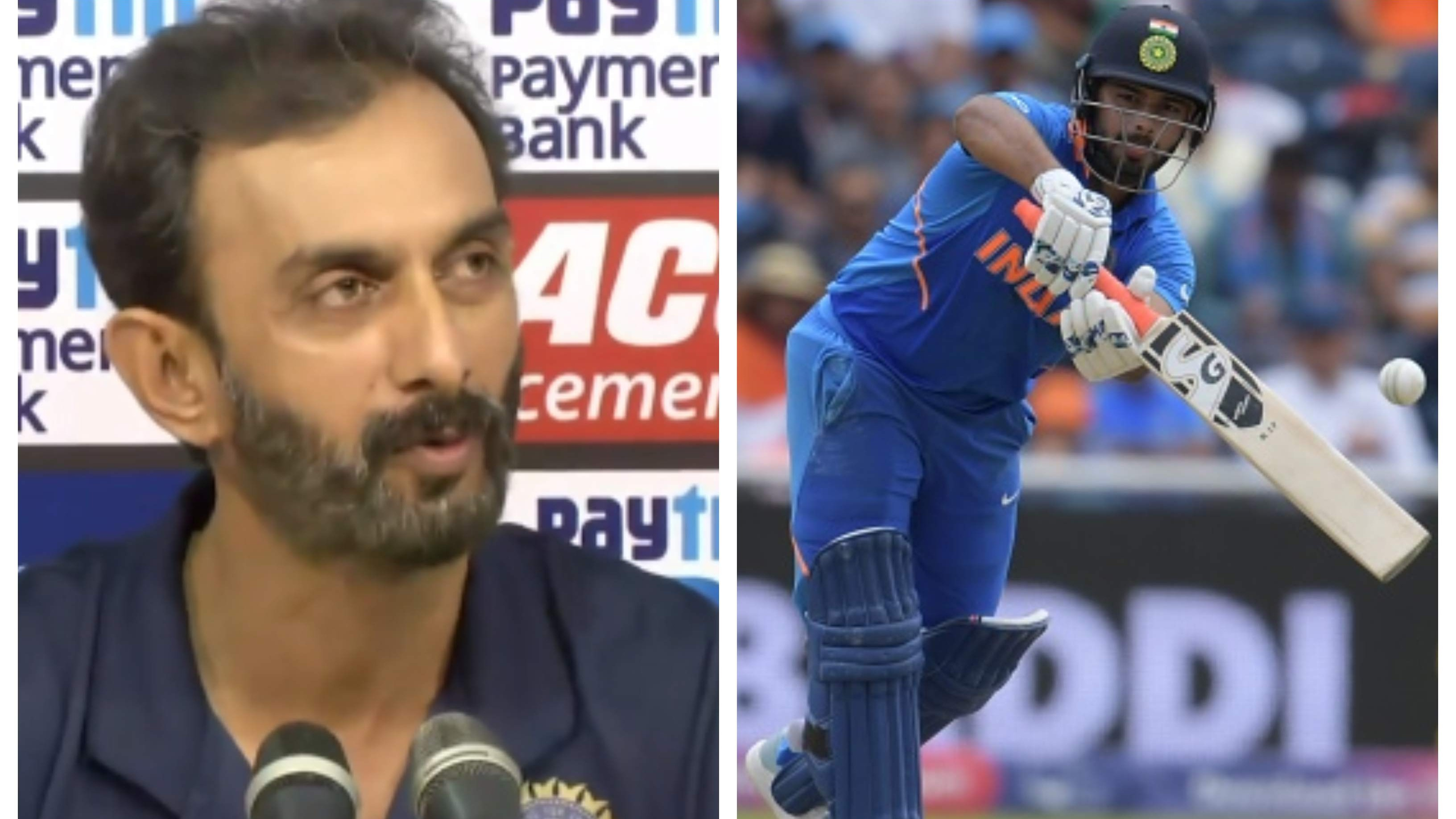 """IND v WI 2019: """"Pant has immense ability, can be an x-factor in Team India,"""" says Vikram Rathour"""