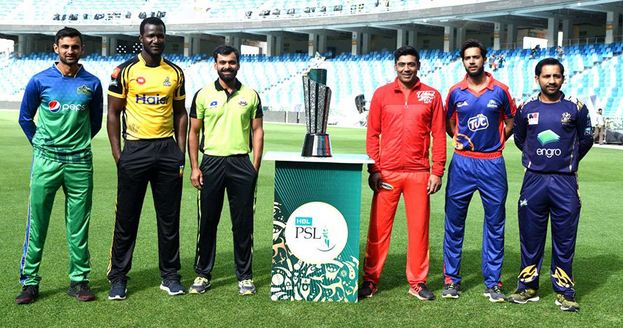 Pakistan Super League 2019 starts Feb 14