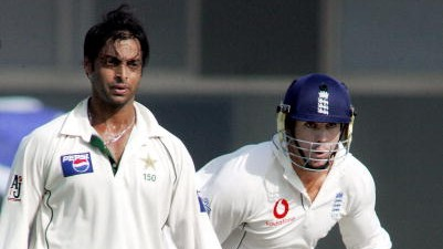 Kevin Pietersen recalls Shoaib Akhtar's fiery 'crazy fast' spell during 2005 Test series