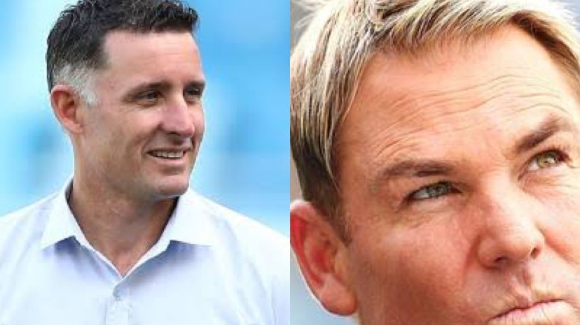 "AUS v IND 2020-21: ""Should be banned for life"" Mike Hussey, Shane Warne condemn racial abuse of Indian players"