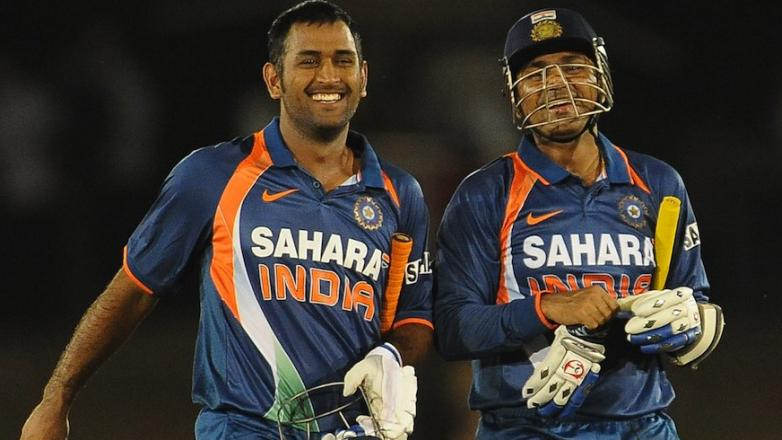 Virender Sehwag talks about key role of MS Dhoni in India's road to World Cup 2019