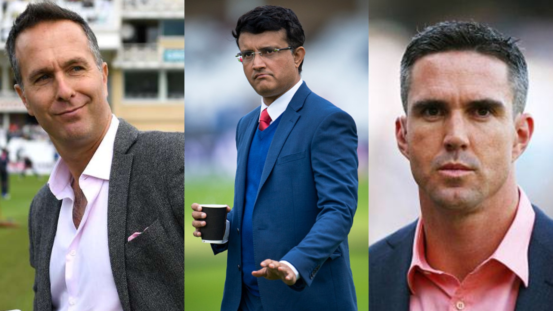 International cricketers wish Sourav Ganguly on his new role as the BCCI President