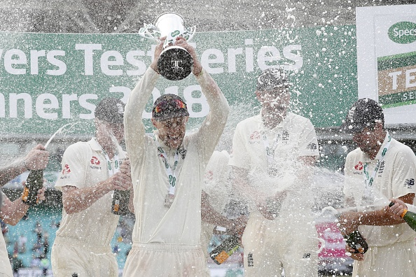Shane Warne congratulates England after winning Test series against India | Getty Images