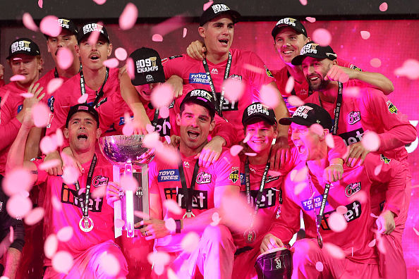 Henriques recently led Sixers to BBL 09 title | Getty Images