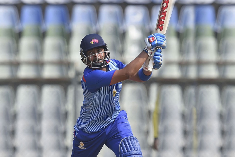Prithvi Shaw is in tremendous form in the ongoing Vijay Hazare Trophy | BCCI