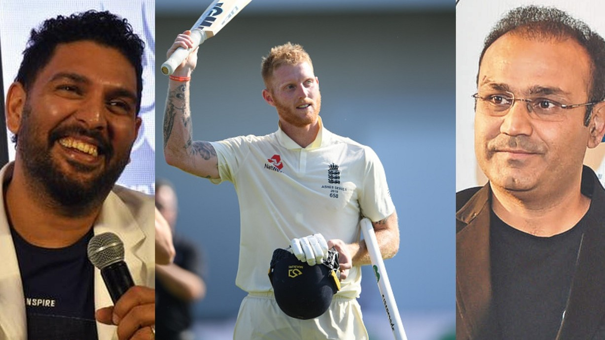 Ashes 2019: Indian cricket fraternity elated as Ben Stokes' scintillating 135* helps England chase down 359