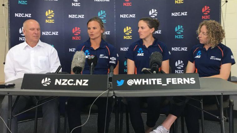 NZC announce squad for Women's  World T20