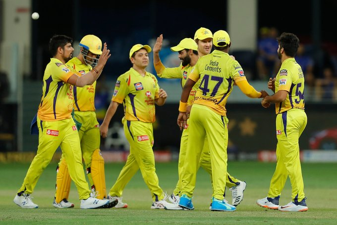 CSK now have three wins from eight games (Source: IPL/BCCI)