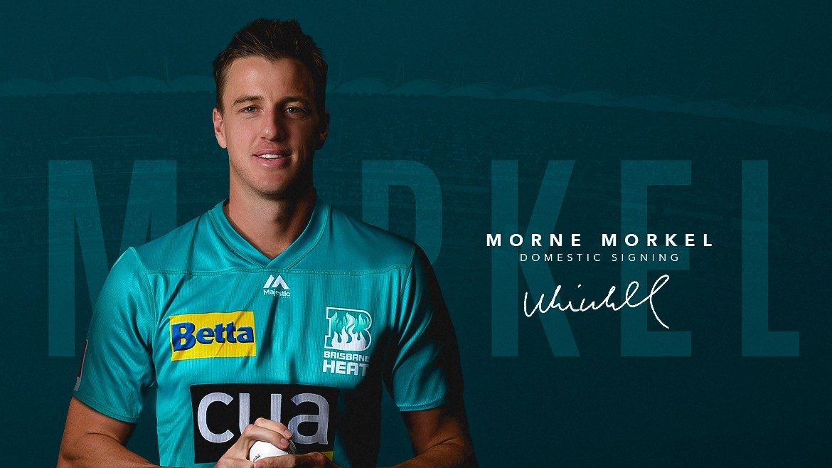 BBL 10: Morne Morkel joins Brisbane Heat as local player for BBL 2020-2021