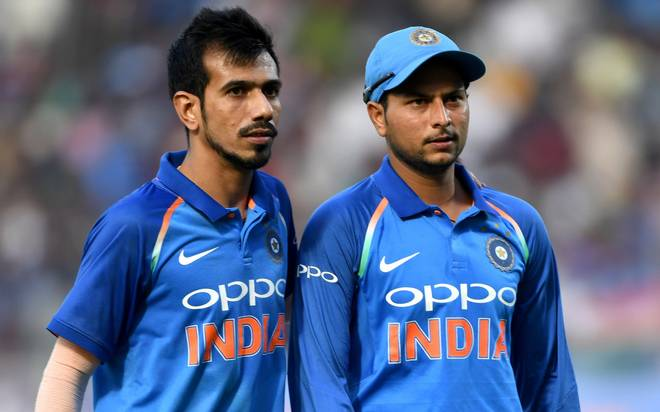 Both Kuldeep and Chahal have been magnificent for India | PTI