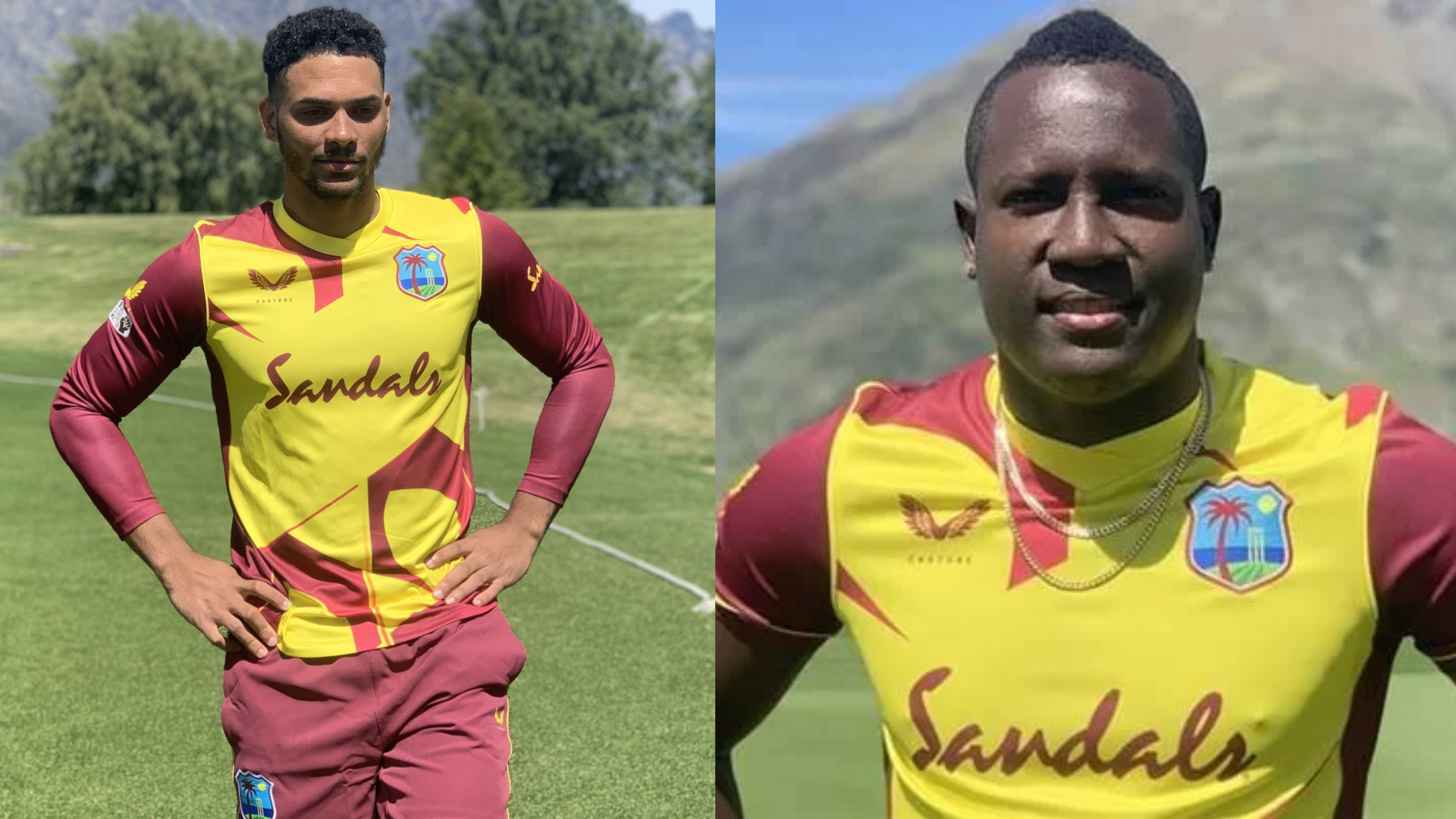 NZ v WI 2020: West Indies unveils new bold T20I jersey as countdown begins for T20 World Cup