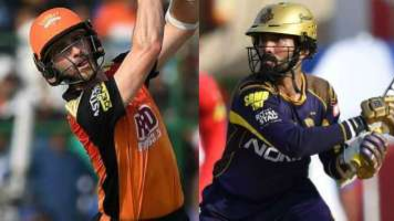 IPL 2018: Match 54, SRH vs KKR: Must win match for  Kolkata against Sunrisers