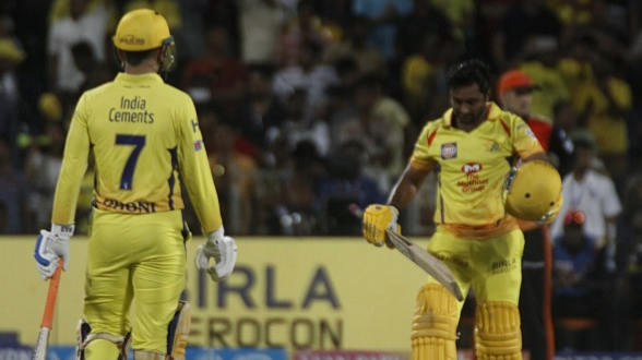 IPL 2018: MS Dhoni says about Ambati Rayudu,