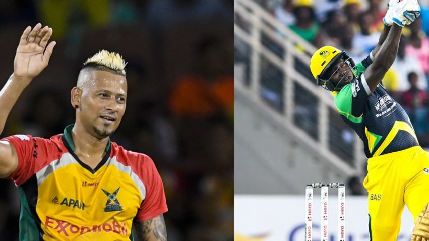 Match 18, St Kitts and Nevis Patriots v Jamaica Tallawahs - Fantasy Cricket Tips, Weather and Pitch, Playing XIs