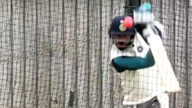 ENG v IND 2018: WATCH – Virat Kohli and Team India practices with pink ball on eve of fourth Test